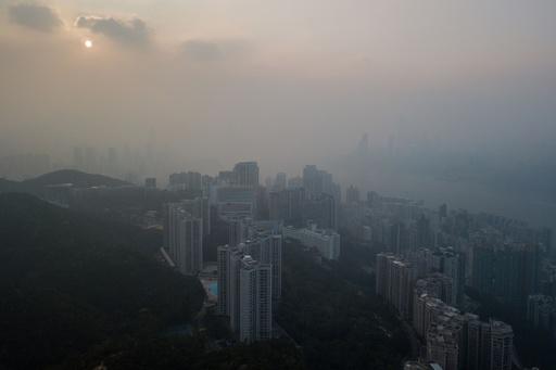 大気汚染、世界で年間60万人の子どもが死亡  WHO