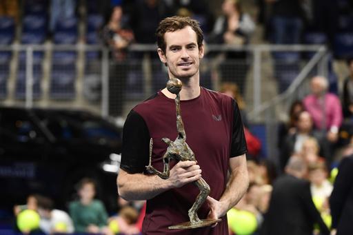 【写真特集】男子テニス2019年シーズンの優勝者