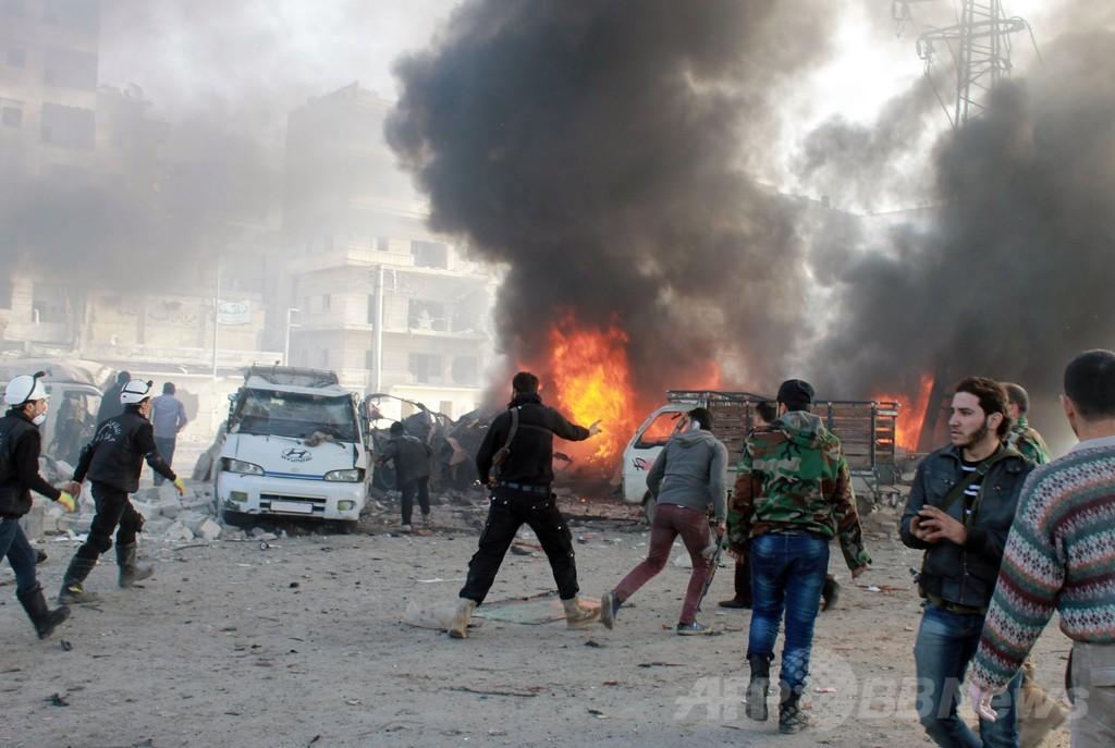 シリア和平会議が22日に開幕、「進展は望み薄」との声も