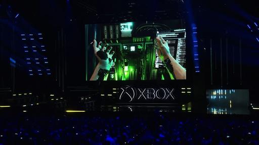 動画:米マイクロソフト、次世代Xbox「プロジェクト・スカーレット」発表