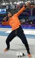 オランダ勢がワンツーフィニッシュ、スピードスケート男子1500m