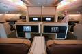 シンガポール航空がエアバス380の機内を初公開