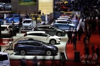 54年ぶりに復活へ、ドイツの自動車メーカー ボルグワルド
