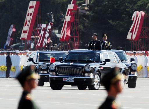 胡錦濤主席、中国の「発展と進歩」強調 台湾との関係強化も言及