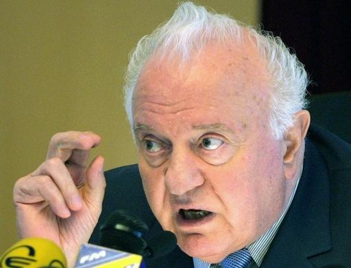 旧ソ連外相シェワルナゼ氏が死去、冷戦終結に貢献
