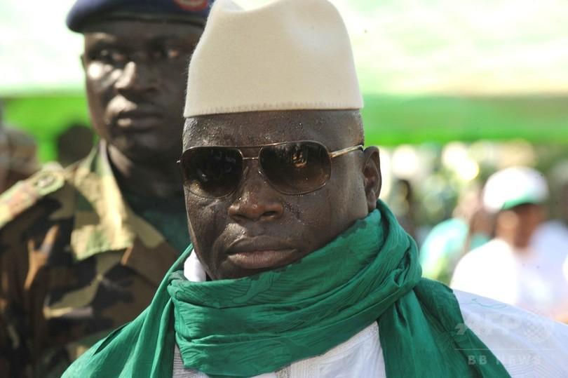 ガンビアでクーデター未遂、容疑者ら死亡