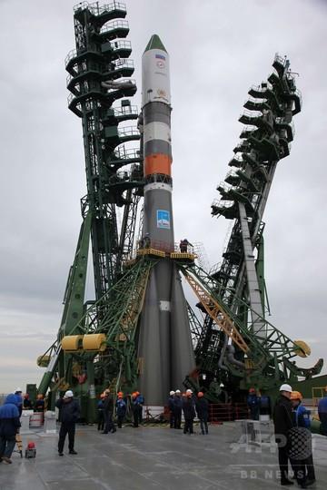 ISSへの補給船プログレスに障害発生