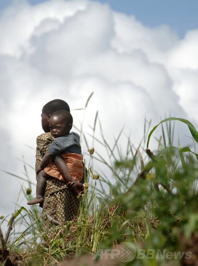 西・中部アフリカ、毎年200万人の5歳未満児が死亡 ユニセフ