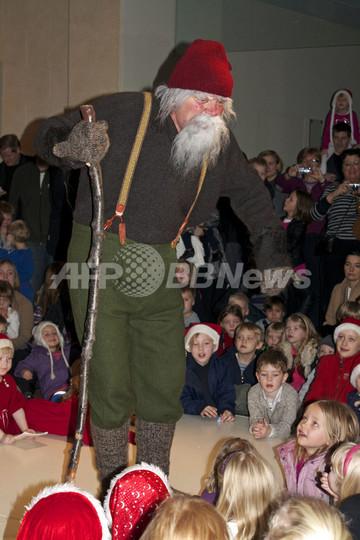 子どもたちを震え上がらせる、怖くて悪いサンタたち アイスランド