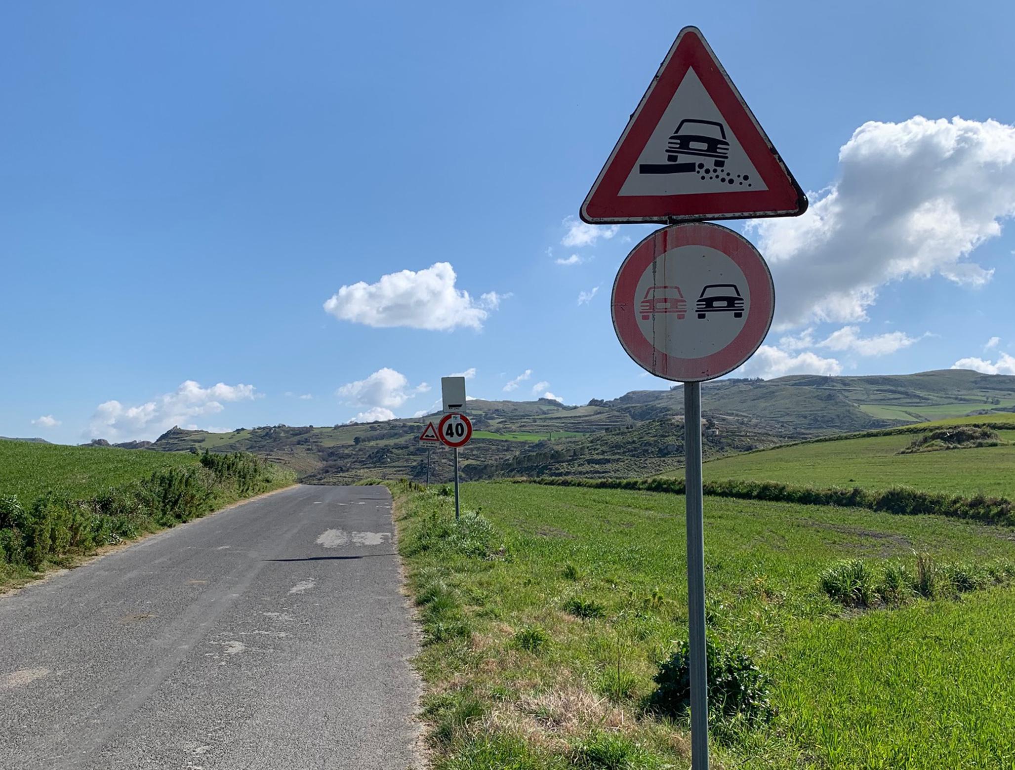 シチリアでの道路状況、駐車場、ガソリンスタンドの使い方/ドライブHow to4
