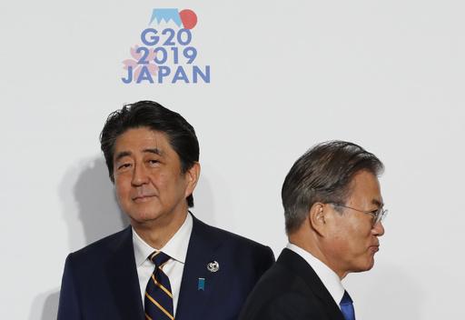 日本、韓国の「ホワイト国」除外を閣議決定
