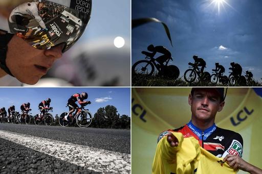 BMCが第3ステージのチームTT制す、総合首位はヴァンアフェルマートが奪取