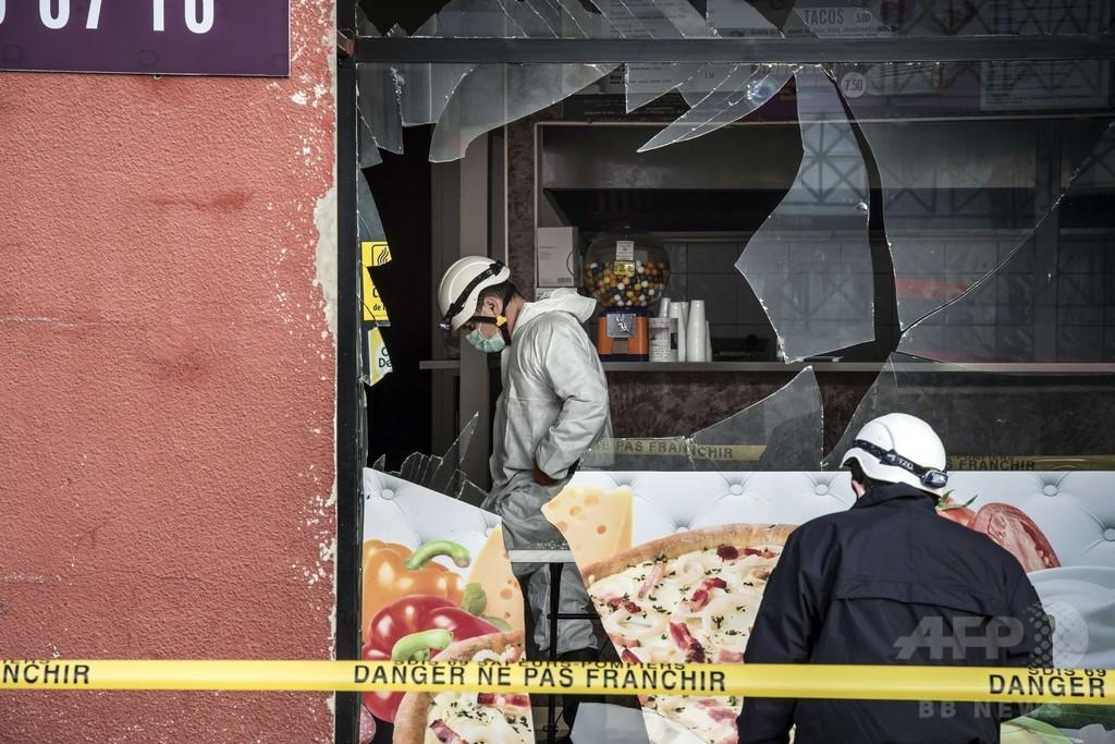 フランスでイスラム教徒標的の攻撃相次ぐ、パリ新聞社襲撃後