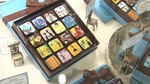<動画>NY発ショコラティエ「マリベル」、自由が丘に新店舗オープン