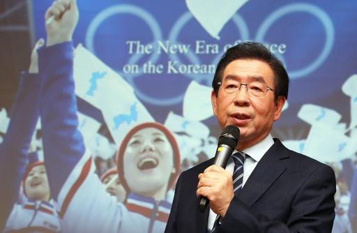 32年五輪の南北共催目指す韓国、ソウルを招致都市に選出