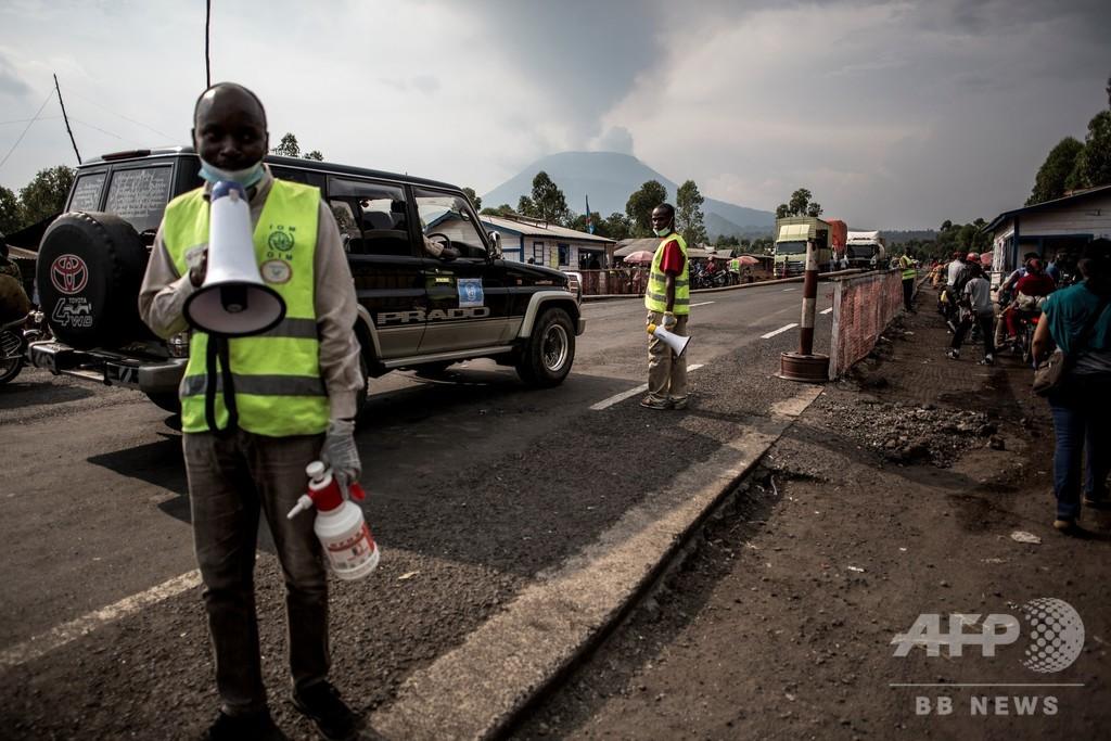 コンゴのエボラ流行 主要都市初の感染者死亡