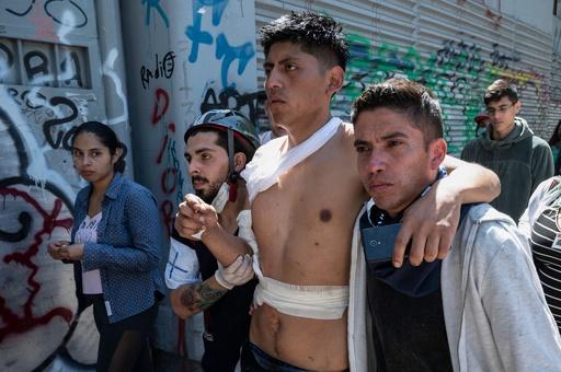 暴動続くチリ、外出禁止令3日目へ 首都サンティアゴなど