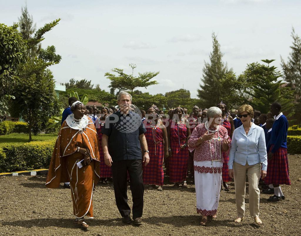 米国、タンザニアに750億円以上の5か年援助へ