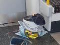 ロンドン爆発、バケツ爆弾の「火の壁」が通勤客襲う
