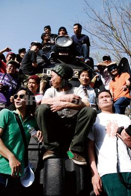 <senken h 103>東京・世田谷区が公園内にスケートボード広場を開設