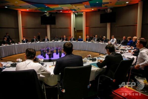 英・EUが10月末へのブレグジット再延期で合意