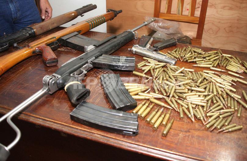 パラグアイ邦人誘拐事件の主犯格、警察に射殺される