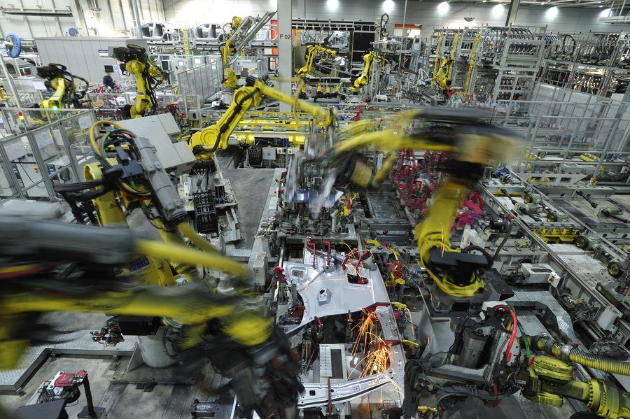 北京現代の工場、京津冀協同発展の代表的プロジェクトに 中国・河北省