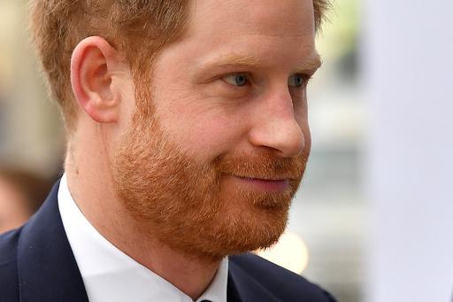英ヘンリー王子がカナダ入り、家族と合流か 報道