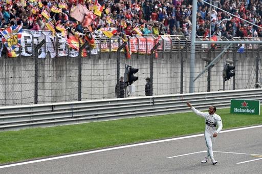 F1中国GPの開催延期 新型ウイルスの懸念で