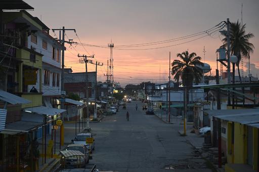 6歳女児のレイプ殺人疑われた男性、群衆にリンチされ焼死 メキシコ