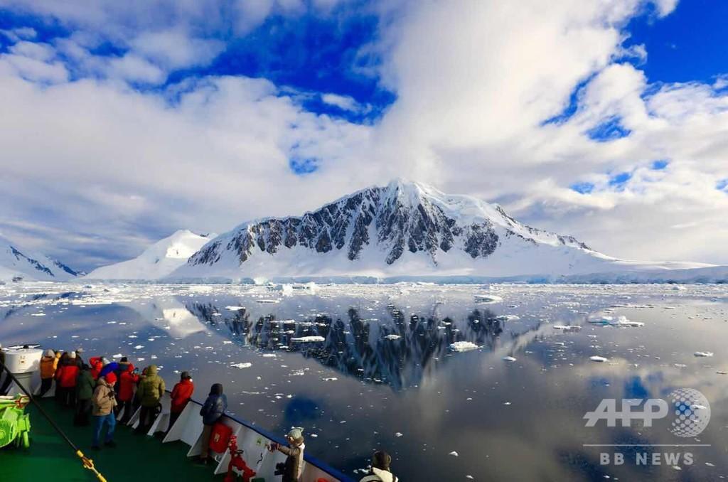 南極旅行が人気、お値段は15万元から