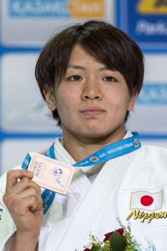 田代が女子63キロで銅メダル、トルステニャクが初の金 世界柔道