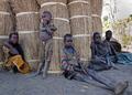 ウガンダの子供たちを