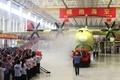 中国、世界最大の水陸両用機を製造