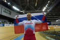ドミトリエフが初の男子スプリント優勝、トラック世界選手権