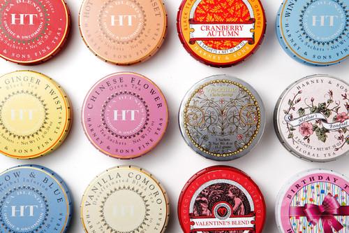 ホワイトデーにぴったり、NY生まれの紅茶ブランド「ハーニー&サンズ」