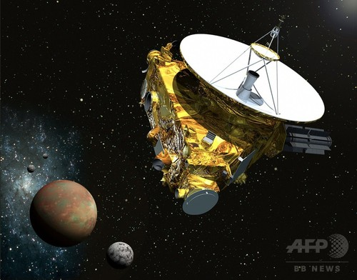 冥王星探査機「ニュー・ホライズンズ」覚醒、史上初の接近観測へ