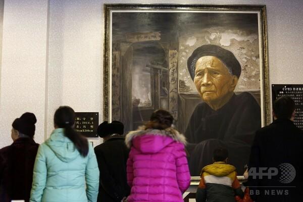 中国初の「親孝行」博物館、家族の価値の復権目指す