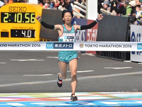 エチオピアのリレサが東京マラソン優勝、女子はキプロプ