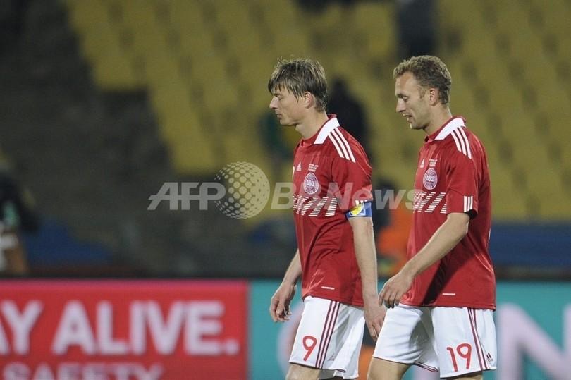 日本、デンマークを下し決勝トーナメント進出 W杯