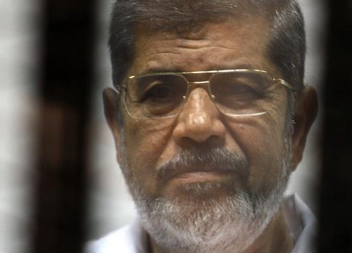 モルシ前大統領が死去 出廷中に倒れ搬送 エジプト