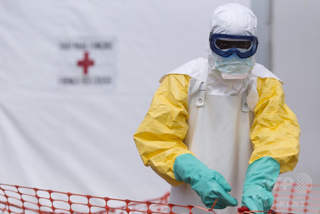 リベリアの謎の病気、原因は中毒か WHO