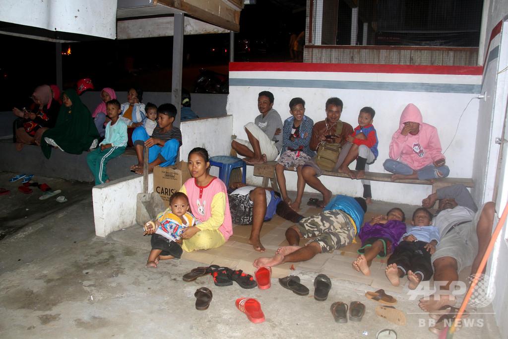 インドネシア東部沖でM7.1の地震 津波の恐れなし