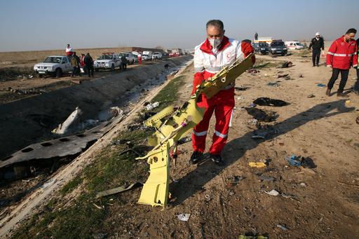 墜落機「イランが誤って撃墜」 米当局が見解