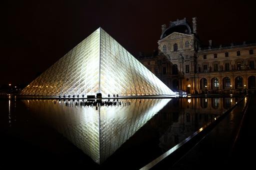 【写真特集】完成から30年、ルーブル美術館の象徴「ピラミッド」