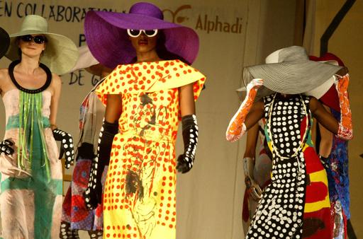 アフリカ最大のファッションイベント延期、テロへの懸念で