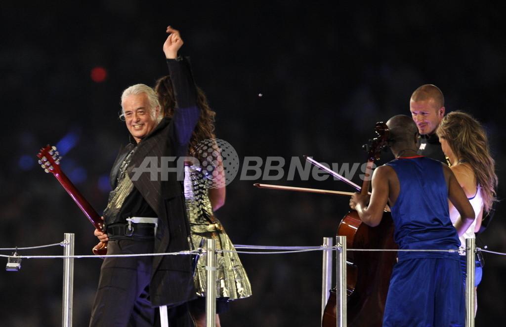北京五輪閉幕、閉会式にはベッカムも登場