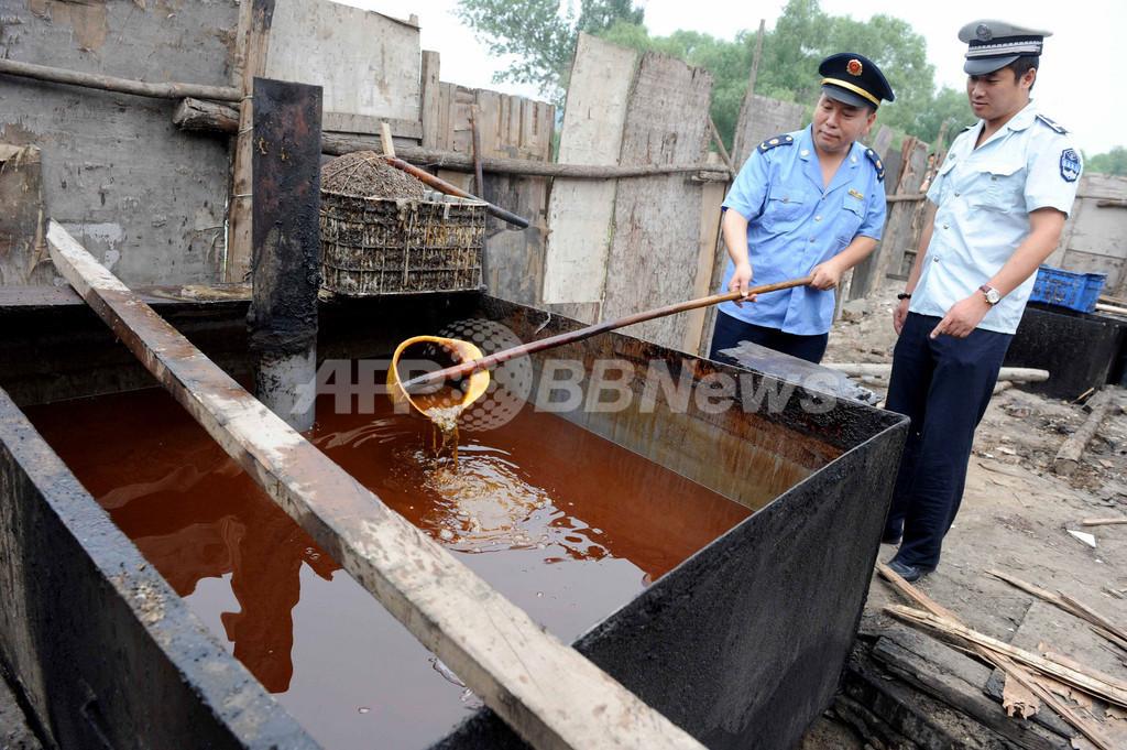 恐怖の種―中国に満ちあふれる有害物質(2)