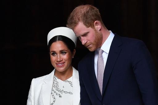 英ヘンリー王子夫妻の赤ちゃん、米で納税義務? 二重国籍取得で