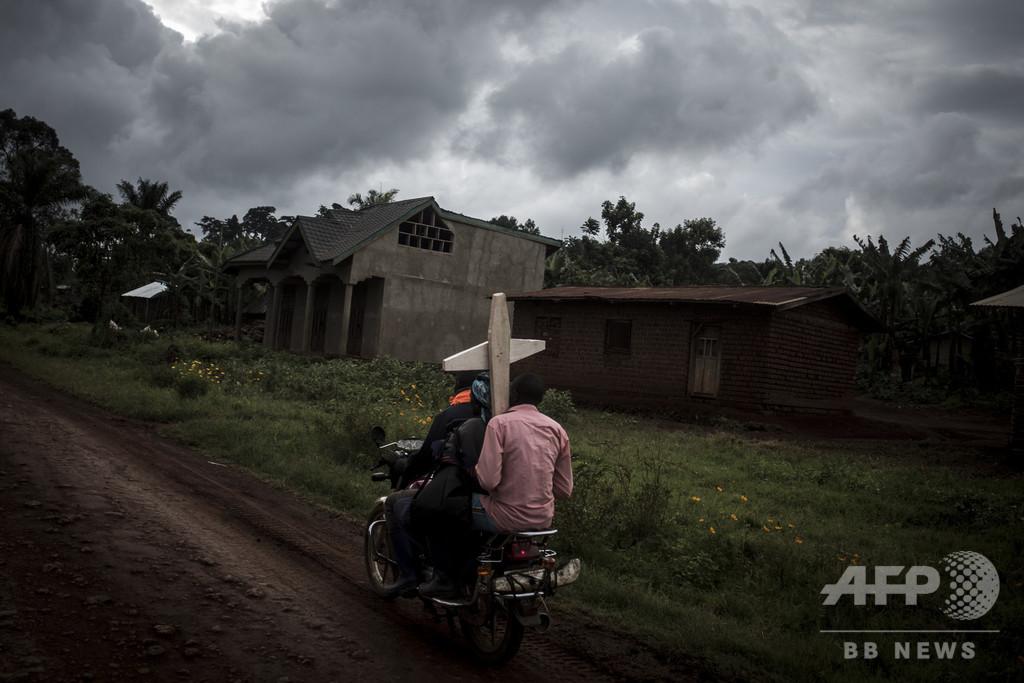 【記者コラム】エボラが流行している地の暮らし――コンゴ民主共和国